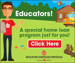 Teacher Home Loans