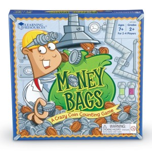 Money Bags - Board Games to Teach Money Skills to Kids