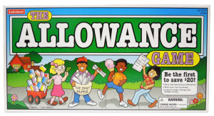 The Allowance Game for Teaching Kids Money Skills