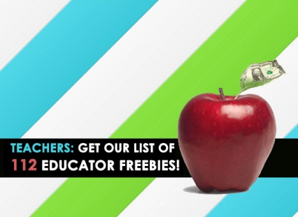 112 Teacher Freebies