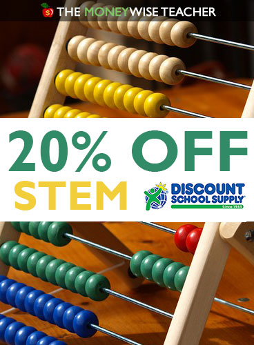 20% Off STEM Supplies