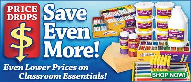 Discount School Supply Coupon - $25 off