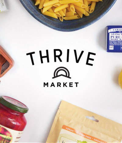 Thrive market coupon code
