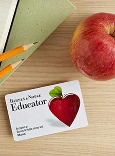 Barnes & Noble Educator Discount Program