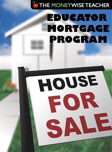 Educator Mortgage Discount Program