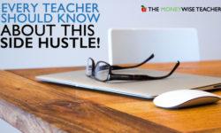 Teacher Side Hustle