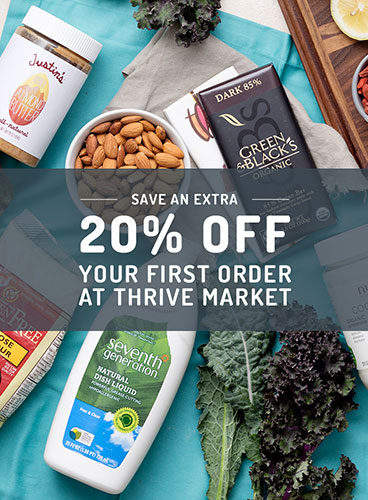 Thrive Market Educator Discount