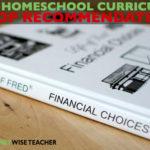 best homeschool curriculum