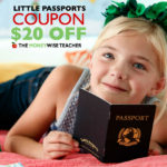 Little Passports Coupon - $20 Off Any Subscription!