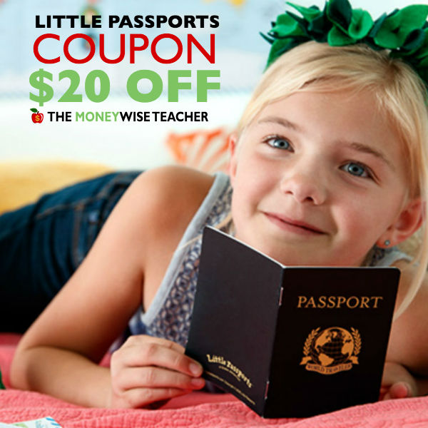 $20 Off Little Passports Coupon - $20 Off Discount