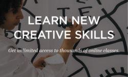 Skillshare Free Trial