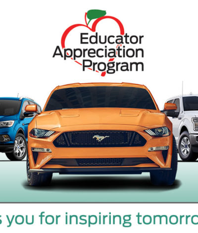 Ford Teacher Discount