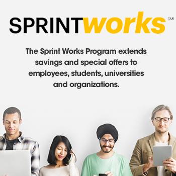 SprintWorks - Sprint Discount for Teachers Program