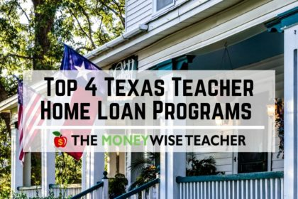 Texas Teacher Home Loans