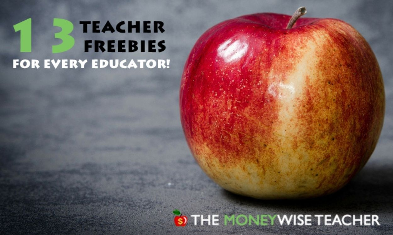 Teacher Freebies