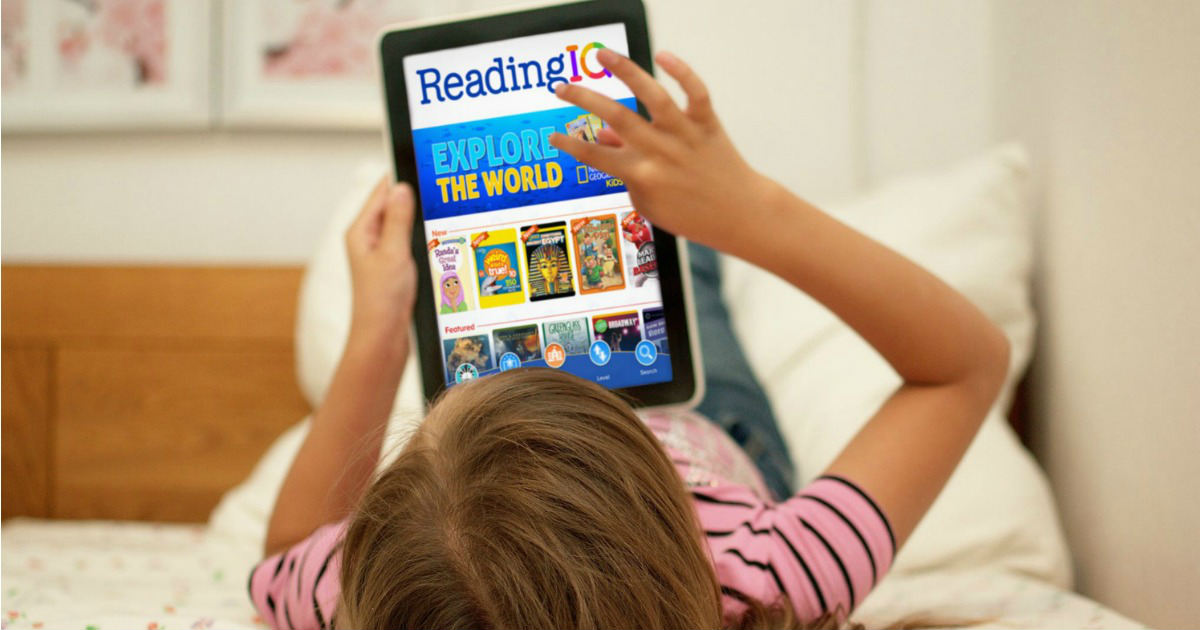 ReadingIQ Teacher Discount - FREE!