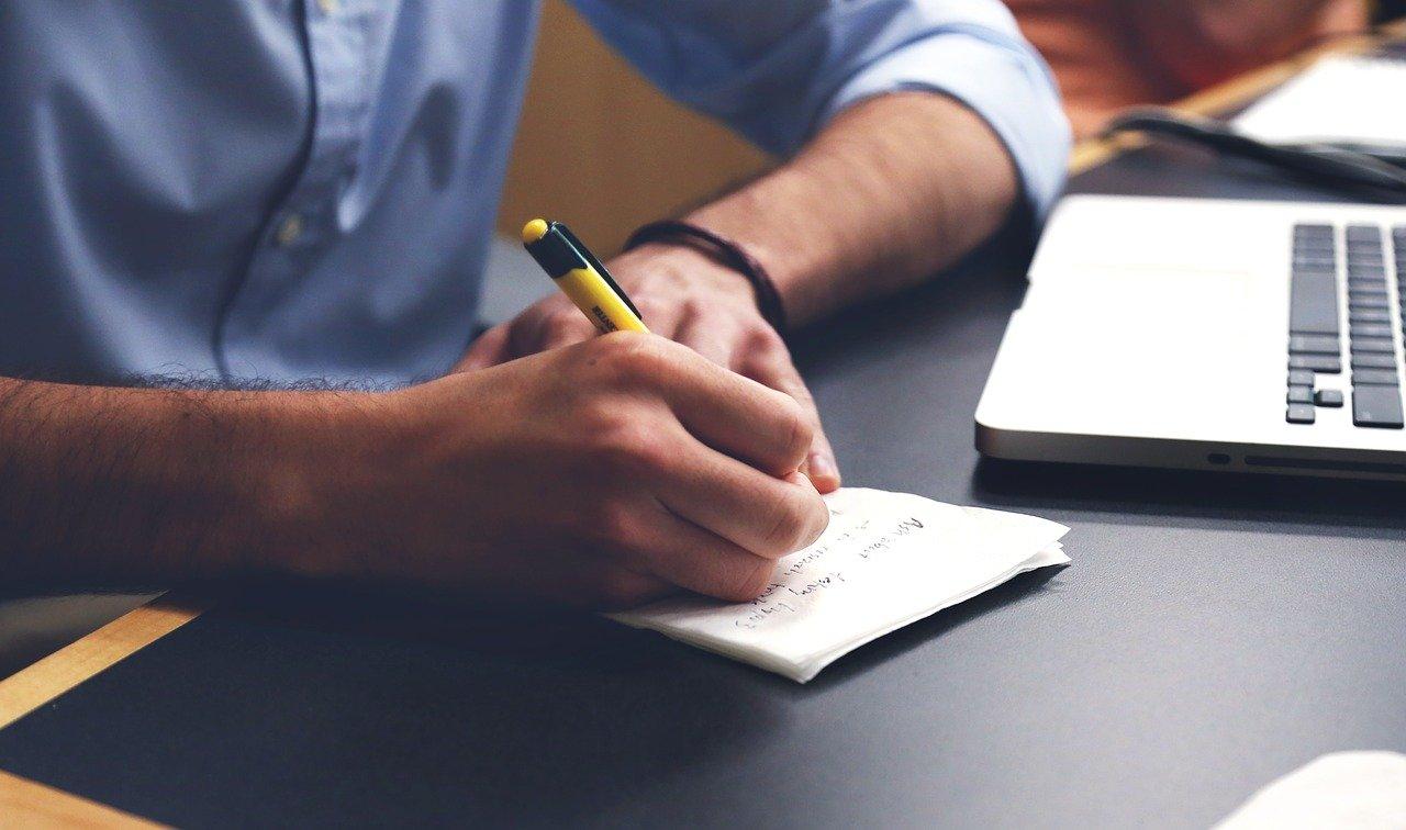 Best Side Gigs for Teachers - Writing