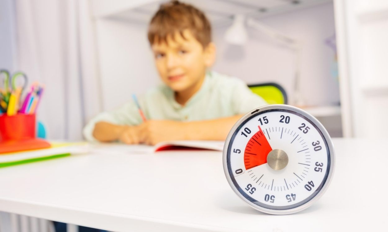 Classroom Magnetic Timers