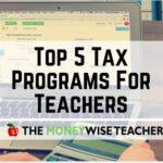 Best Tax Programs for Teachers