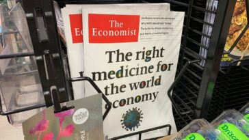 Teacher Discount on The Economist