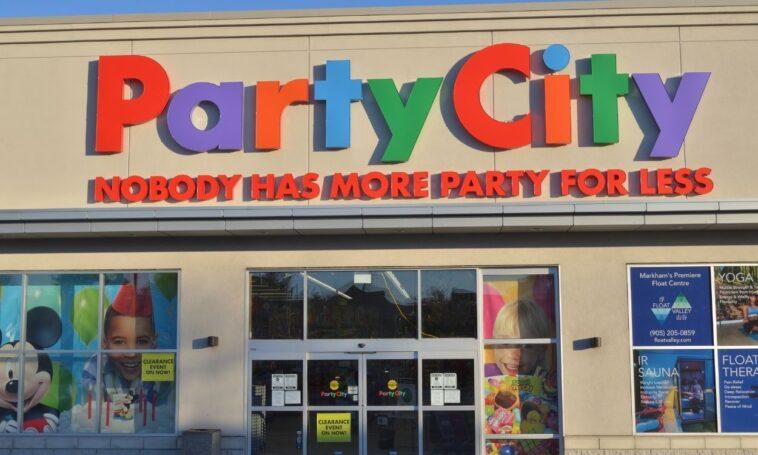 Party City Teacher Discount